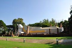 Λευκό Budha Στοκ Εικόνα