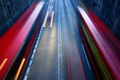 Λεωφορεία Στοκ φωτογραφίες με δικαίωμα ελεύθερης χρήσης