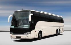 λεωφορείο διαδρόμων Στοκ Εικόνες