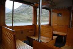 λεωφορείο παλαιό Στοκ Φωτογραφία