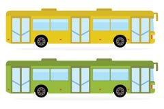 Λεωφορείο πόλεων Στοκ Εικόνα