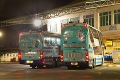 Λεωφορείο της επιχείρησης Sombattour Στοκ Εικόνα