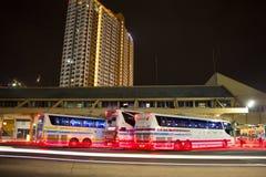 Λεωφορείο της επιχείρησης Sombattour Στοκ Φωτογραφίες
