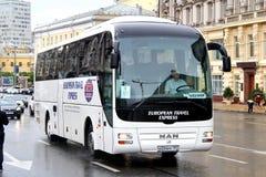 Λεωφορείο του λιονταριού ΑΤΟΜΩΝ R07 στοκ εικόνα
