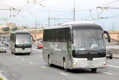 Λεωφορείο του λιονταριού ΑΤΟΜΩΝ R07 στοκ εικόνα με δικαίωμα ελεύθερης χρήσης
