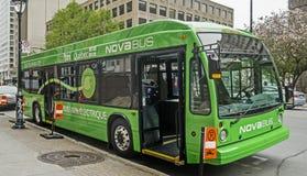 Λεωφορείο Nova στοκ εικόνα