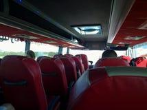 Λεωφορείο Polski Στοκ Φωτογραφία