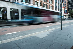 Λεωφορείο Sydeny Στοκ Εικόνα