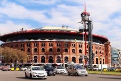 Λεωφόρος αγορών χώρων Las - Βαρκελώνη, Ισπανία Στοκ φωτογραφίες με δικαίωμα ελεύθερης χρήσης