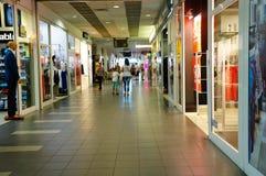 Λεωφόρος αγορών Στοκ φωτογραφίες με δικαίωμα ελεύθερης χρήσης