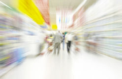 Λεωφόρος αγορών Στοκ Φωτογραφίες