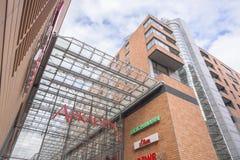 Λεωφόρος αγορών Arkaden στο Βερολίνο Στοκ φωτογραφίες με δικαίωμα ελεύθερης χρήσης