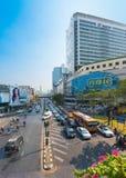 Λεωφόρος αγορών MBK, Μπανγκόκ, Ταϊλάνδη Στοκ εικόνες με δικαίωμα ελεύθερης χρήσης