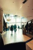 Λεωφόρος αγορών Plaza ήλιων στη Ρουμανία Στοκ Φωτογραφία