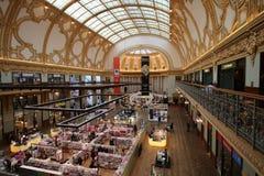 Λεωφόρος Αμβέρσα αγορών Stadsfeestzaal Στοκ φωτογραφία με δικαίωμα ελεύθερης χρήσης