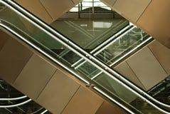 λεωφόρος κυλιόμενων σκ&al Στοκ Εικόνες