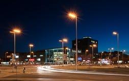 Λεωφόρος λεωφόρων, λεωφόρος αγορών στο Ζάγκρεμπ, Κροατία Στοκ Εικόνες