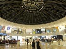 Λεωφόρος μαρινών του Ντουμπάι στα Ε.Α.Ε. στοκ εικόνες