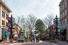 Λεωφόρος οδών μαργαριταριών Στοκ Φωτογραφία