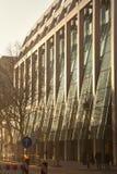 λεωφόρος που χτίζει το tauent Στοκ Εικόνες