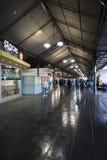 Λεωφόρος της Μελβούρνης Arcade Στοκ Εικόνες