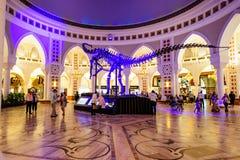 Λεωφόρος του Ντουμπάι, Ντουμπάι, Ε.Α.Ε. Στοκ εικόνες με δικαίωμα ελεύθερης χρήσης