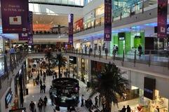 Λεωφόρος του Ντουμπάι στο Ντουμπάι, Ε.Α.Ε. Στοκ Εικόνες