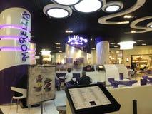 Λεωφόρος του Ντουμπάι στο Ντουμπάι, Ε.Α.Ε. στοκ εικόνα με δικαίωμα ελεύθερης χρήσης