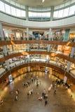 Λεωφόρος του Ντουμπάι στο Ντουμπάι Ε.Α.Ε. Στοκ Εικόνες