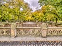 Λεωφόρος του Central Park Στοκ Εικόνες