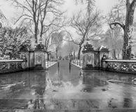 Λεωφόρος του Central Park Στοκ Φωτογραφίες