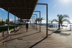 Λεωφόρος Arrecife Στοκ Φωτογραφίες
