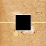 λεύκωμα αποκομμάτων εγγράφου Στοκ Εικόνες