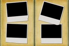 λεύκωμα παλαιό στοκ φωτογραφία με δικαίωμα ελεύθερης χρήσης