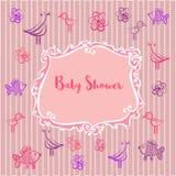 Λεύκωμα φωτογραφιών μωρών Στοκ εικόνες με δικαίωμα ελεύθερης χρήσης