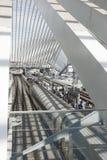 Λιέγη-Guillemins Στοκ Εικόνες