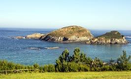 Λιβάδια κοντά στη θάλασσα στοκ φωτογραφία με δικαίωμα ελεύθερης χρήσης