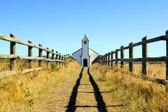 λιβάδι εκκλησιών στοκ φωτογραφία με δικαίωμα ελεύθερης χρήσης