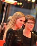 λιβάδι του Βερολίνου Φεβρουάριος 12$ου το 2012 seydoux Στοκ Φωτογραφία