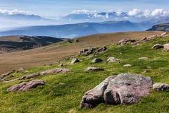 Λιβάδι βουνών Στοκ φωτογραφίες με δικαίωμα ελεύθερης χρήσης