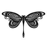 Λιβελλούλη εντόμων διανυσματική απεικόνιση