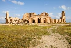 Λιβύη sabratah Στοκ φωτογραφία με δικαίωμα ελεύθερης χρήσης