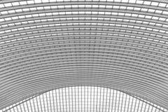 ΛΙΕΓΗ, ΒΕΛΓΙΟ - το Δεκέμβριο του 2014: Αφηρημένη άποψη σχετικά με τη στέγη Στοκ εικόνες με δικαίωμα ελεύθερης χρήσης
