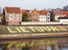 Λιθουανία Στοκ εικόνες με δικαίωμα ελεύθερης χρήσης