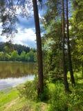 Λιθουανική αρμονία Στοκ εικόνα με δικαίωμα ελεύθερης χρήσης