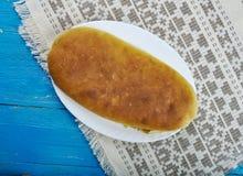 Λιθουανική πίτα λάχανων Στοκ φωτογραφία με δικαίωμα ελεύθερης χρήσης