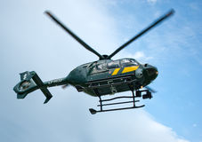 Λιθουανικός συνοριακός φύλακας Eurocopter ΕΚ 13 Στοκ φωτογραφία με δικαίωμα ελεύθερης χρήσης