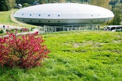 Λιθουανικό μουσείο του ethnocosmology στοκ εικόνες