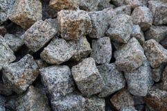 Λιθόστρωτο πετρών Στοκ εικόνες με δικαίωμα ελεύθερης χρήσης