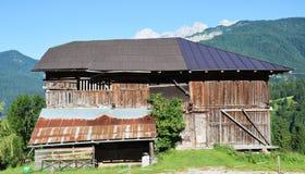 Λιμάνια για τα εργαλεία βουνών στα βουνά Dolomiti στοκ φωτογραφίες με δικαίωμα ελεύθερης χρήσης